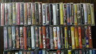 Аудио кассеты . Новые .