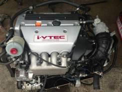 Двигатель в сборе. Honda: FR-V, Stream, CR-V, Integra, Edix, Accord, Civic Type R, Stepwgn, Civic Двигатель K20A