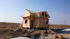 Капитальное строительство бруссовых домов бань
