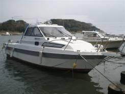 Yamaha FR-25. Год: 1995 год, длина 8,00м., двигатель подвесной, 175,00л.с., бензин. Под заказ