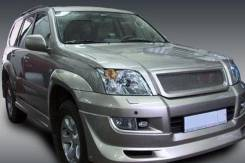 Реснички для Land Cruiser Prado 120