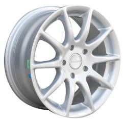 TGRACING LZ160. 6.5x15, 5x114.30, ET38, ЦО 67,0 мм.