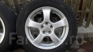 Продам комплект колёс 205/60R16. 7.0x16 5x100.00 ET48