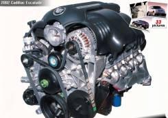 Двигатель в сборе. Cadillac Escalade, GMT806, GMT820, GMT830 Двигатели: LM7, LQ9