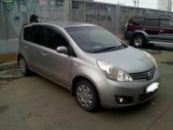 Nissan Note. вариатор, передний, 1.5 (109 л.с.), бензин, 118 тыс. км