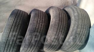 Bridgestone Dueler H/T. Летние, 2011 год, износ: 60%, 4 шт
