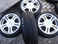 Bridgestone Ecopia EX10. Летние, 2011 год, износ: 10%, 4 шт