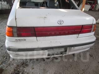 Крышка багажника. Toyota Tercel, NL40, EL41