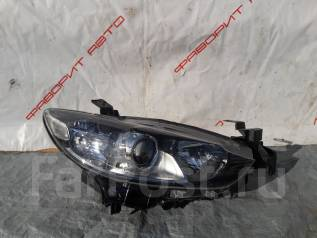 Фара. Mazda Mazda6, GJ