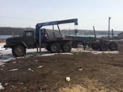 Урал 4320. , 3 000 куб. см., 3 000 кг.