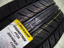 Dunlop Grandtrek PT2. Летние, 2017 год, без износа, 4 шт
