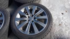 Subaru Impreza. 7.0x17, 5x100.00, ET55