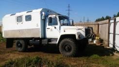 """ГАЗ 3308 Садко. Газ 33081 """"Садко"""" с кунгом, 4 750 куб. см., 2 000 кг."""