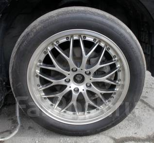 Разноширокие колеса 225/55R18. 9.0x18 5x114.30 ET38