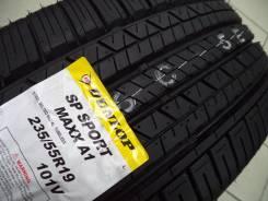 Dunlop SP Sport Maxx A1. Летние, 2017 год, без износа, 4 шт