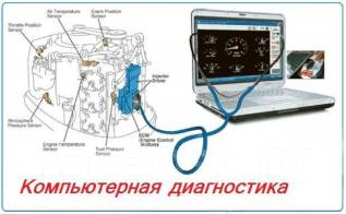 Ремонт, диагностика лодочных моторов.