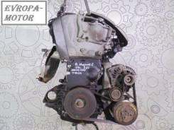 Двигатель (ДВС) на Renault Megane II 2002-2009 г. г. 2.0 л.