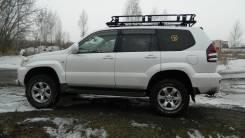 Багажники-корзины. Toyota Land Cruiser Prado