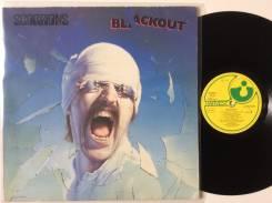 Скорпионз / Scorpions - Blackout - DE LP 1982 виниловая пластинка