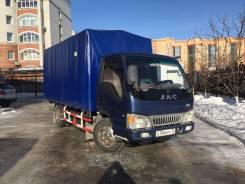 JAC HFC1045K. Продается грузовик JAC 1045K2, 2 800 куб. см., 3 300 кг.