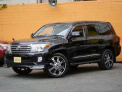Toyota Land Cruiser. автомат, 4wd, 4.6 (318 л.с.), бензин, б/п. Под заказ