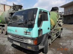 Mitsubishi Fuso Fighter. Миксер Misubishi FUSO Fighter Mignon 1990 год. Бочка 2 куба., 7 545 куб. см., 2,00 куб. м.
