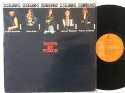 Скорпионз / Scorpions - Taken by Force - DE LP 1977 винилова пластинка