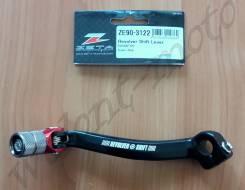 Лапка переключения передач Zeta KX450F 09- ZE90-3122 Черно красный