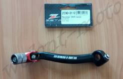 Лапка переключения передач Zeta Revolver Shift Lever KX250F 09- ZE90-3112 Черно красный