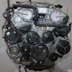 Двигатель в сборе. Nissan Fuga, Y50 Двигатель VQ25DE