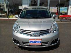 Nissan Note. вариатор, передний, 1.5 (109 л.с.), бензин, б/п. Под заказ