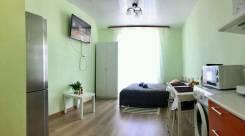 1-комнатная, улица Тухачевского 30. БАМ, частное лицо, 22 кв.м. Комната
