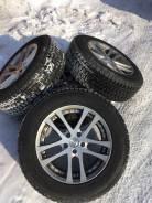 Продам резину (4 колеса) Goodyear 225/65/17 на литье Sakura. Отличное. x17