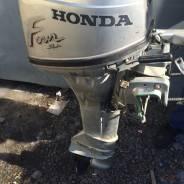 Honda. 8,00л.с., 4х тактный, бензин, нога L (508 мм)
