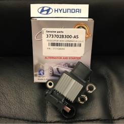 Реле генератора. Hyundai: i40, i10, Accent, i30, i20, Elantra, ix35, Avante, ix20, Tucson, Veloster Kia: Soul, Morning, Ray, Rio, K3, Sportage, Picant...