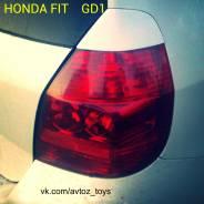 Накладка на фару. Honda Fit, GD1