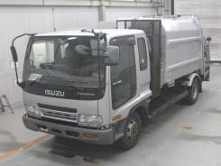 Isuzu Forward. мусоровоз с захватом. Под заказ