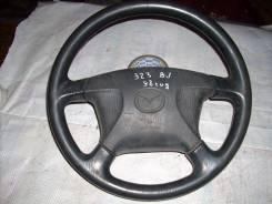 Руль. Mazda 323