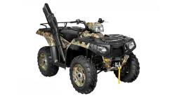 Polaris Sportsman XP 850. исправен, есть птс, без пробега