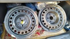 Chevrolet. 6.5x15, 5x105.00, ET39, ЦО 56,6мм.