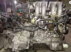 Двигатель в сборе. Nissan Presage, U30 Двигатель QR25DE