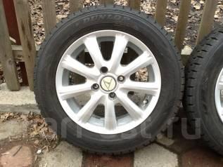 Продам комплект колёс Dunlop DSX-2. 5.5x14 4x100.00