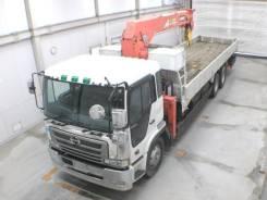 Hino Profia. бортовой грузовик с манипулятором, 12 880 куб. см., 15 000 кг. Под заказ