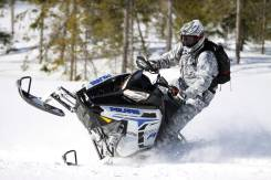 Polaris Switchback 600. исправен, есть птс, без пробега