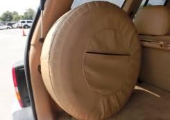 Чехол для запасного колеса. Jeep Grand Cherokee