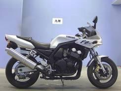 Yamaha FZ 400. 400 куб. см., исправен, птс, без пробега