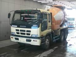 Isuzu Giga. бетоносмеситель, 18 930 куб. см., 5,50куб. м. Под заказ