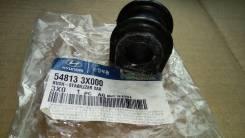 Втулка (резинка) стабилизатора, Переднего (54813-3X000) на Kia Rio (2011- ) / Оригинал