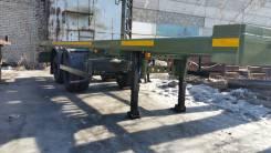 Чмзап 99874. Полуприцеп контейнеровоз, 20 000 кг.