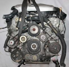 Двигатель в сборе. Nissan Fuga, GY50 Двигатель VK45DE
